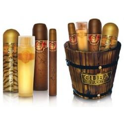 Cuba Tiger Zestaw kosmetyków dla kobiet - 4 sztuki