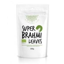 Diet-Food Ayurveda Line Super Brahmi Leaves Sproszkowane bio liście brahmi 200g
