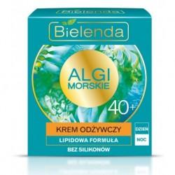 Bielenda Algi Morskie 40+ Krem odżywczy dzień/noc 50ml