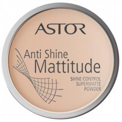 Astor Anti Shine Mattitude Powder Puder matujący 003 14g