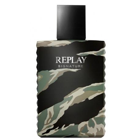 Replay Signature Man Woda toaletowa 50ml spray