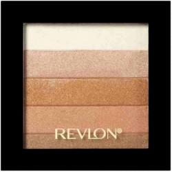 Revlon Hightlighting Palette Paletka rozświetlająca 030 Bronze Glow 7,5g