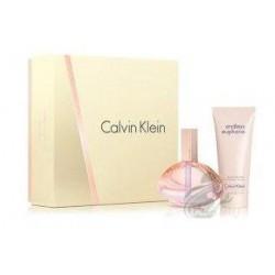 Calvin Klein Endless Euphoria Woda perfumowana 40ml spray + Żel pod prysznic 100ml
