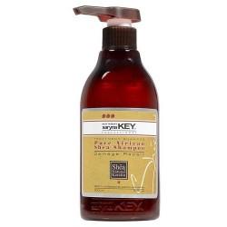 Saryna Key Pure African Shea Shampoo Damage Repair Szampon regenerujący do włosów suchych i zniszczonych 500ml