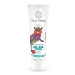 Siberica Professional Crazy Animals Bio Hand Cream Krem do rąk 30ml