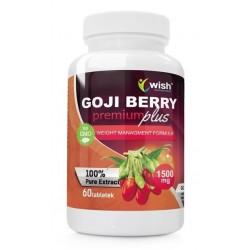 Wish Goji Berry Premium Plus Suplement diety 60 tabletek