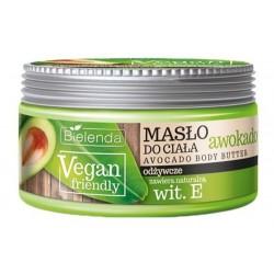 Bielenda Vegan Friendly Masło do ciała Awokado 250ml
