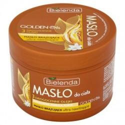Bielenda Golden Oils Nawilżające masło brązujące do ciała 200ml