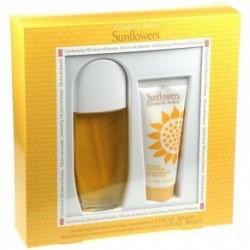 Elizabeth Arden Sunflowers Woda toaletowa 100ml spray + Balsam do ciała 100ml