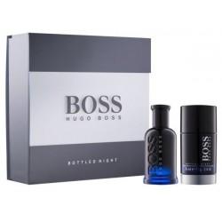 Hugo Boss Bottled Night Woda toaletowa 50ml spray + Dezodorant 75ml sztyft