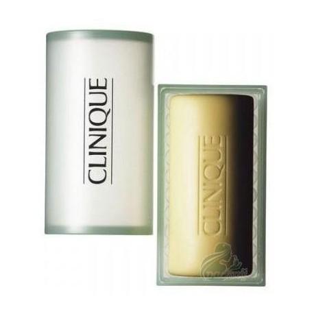 Clinique Facial Soap - Mydło do twarzy do skóry suchej i bardzo suchej 100g
