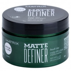 Matrix Style Link Matte Definer Beach Clay Glinka teksturyzująca Hold 4 100ml
