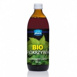 Lookpharm Bio Pokrzywa sok z pokrzywy suplement diety 500ml