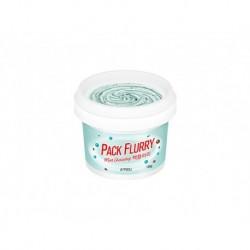 A`Pieu Pack Flurry oczyszczająca maseczka Mint Chocochip 130g