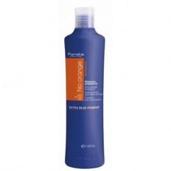 Fanola No Orange Anti-Orange Shampoo szampon niwelujący miedziane odcienie do włosów ciemnych farbowanych 350ml