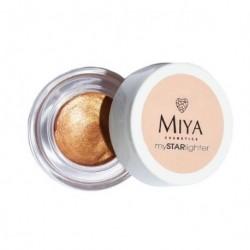 Miya My Star Lighter naturalny rozświetlacz w kremie Sunset Glow 4g
