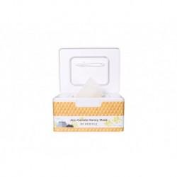 Purenskin Jeju Canola Honey Mask maseczki w płachcie do codziennego użytku 30szt