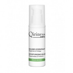 Qiriness Men Baume Hydratant Moisturizing Balm regenerująco łagodzący balsam nawilżający z kwasem hialuronowym 50ml