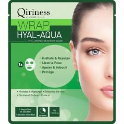 Qiriness Wrap Hyal-Aqua maska nawilżająca z kwasem hialuronowym 30g