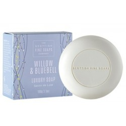 The Scottish Fine Soaps Willow & Bluebell Soap Mydło 100g