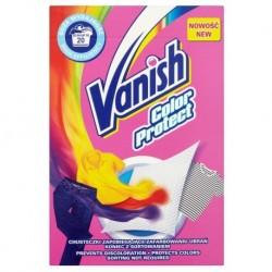 Vanish Color Protect Chusteczki zapobiegające farbowaniu 20szt