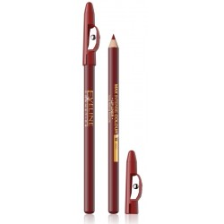 Eveline Max Intense Colour Lip Liner Konturówka do ust 15 Red