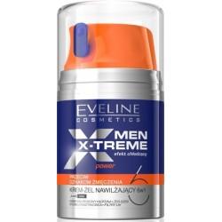Eveline Men X-Treme Krem-żel przeciw oznakom zmęczenia 50ml