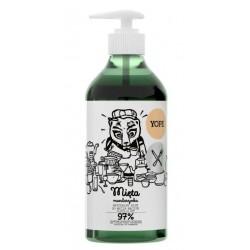 Yope Naturalny płyn do mycia naczyń Mięta i Mandarynka 750ml