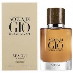 Giorgio Armani Acqua di Gio Absolu Woda perfumowana 40ml spray