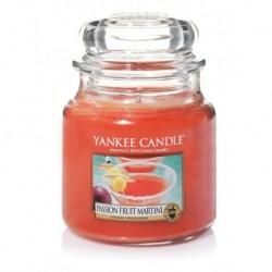 Yankee Candle Small Jar Mała świeczka zapachowa Passion Fruit Martini 104g