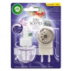 Air Wick Life Scents Wtyczka elektryczna + Wkład Tajemniczych Ogrodów z Dzieciństwa 19ml