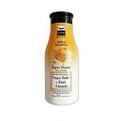 Aquolina Nutry Bagno Doccia Soft Body Wash Nawilżający żel pod prysznic Royal Jelly & Orange Natural Extracts 250ml