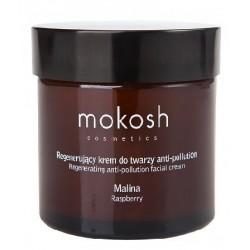 Mokosh Regenerating Anti - Pollition Facial Cream Regenerujący krem do twarzy Malina 60ml