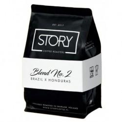 Story Coffee Roasters Blend No.2 kawa palona ziarnista Kakao & Melasa & Śliwki w Czekoladzie 1kg