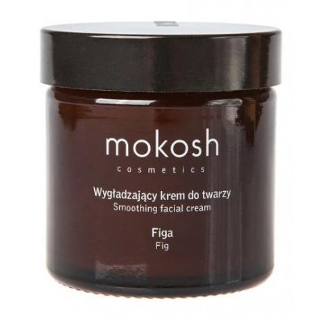 Mokosh Smoothing Facial Cream wygładzający krem do twarzy Figa 60ml
