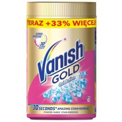 Vanish Gold Oxi Action Odplamiacz w proszku do tkanin 625g