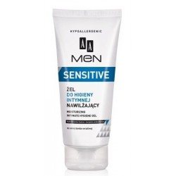AA Men Sensitive Moisturizing Intimate Hygiene Gel Żel do higieny intymnej 200ml