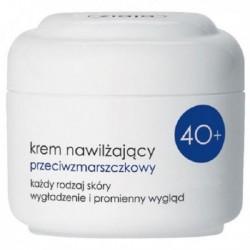Ziaja Krem nawilżający przeciwzmarszczkowy 40+ każdy rodzaj skóry 50ml
