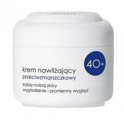 Ziaja Krem półtłusty przeciwzmarszczkowy 40+ każdy rodzaj skóry na dzień/noc 50ml