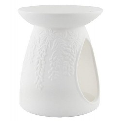 Yankee Candle Vine Kominek do wosków biały