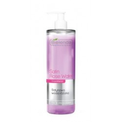 Bielenda Professional Face Program Satin Rose Water satynowa woda różana 500ml