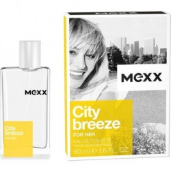 Mexx City Breeze For Her Woda toaletowa 50ml spray