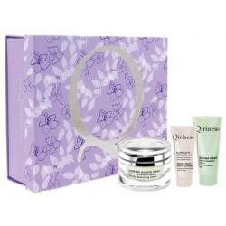 Qiriness Zestaw Moisturizing Cream Krem 50ml + Extreme Moisture Balm Balsam 25ml + Velvet Milky Cleanser Mleczko 20ml