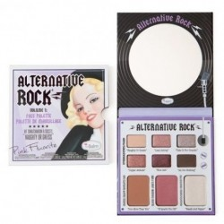 The Balm Alternative Rock Face Palette Paleta do makijażu oczu i twarzy Volume 1