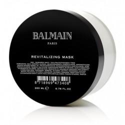 Balmain Revitalizing Mask Rewitalizująca maska do bardzo zniszczonych włosów z proteinami jedwabiu i olejem arganowym 200ml