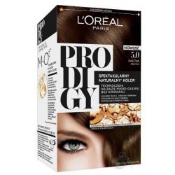 L`Oreal Prodigy Farba do włosów 5.0 Jasny Brąz