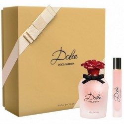 Dolce & Gabbana Dolce Rosa Excelsa Woda perfumowana 30ml spray + 7,4ml roll-on