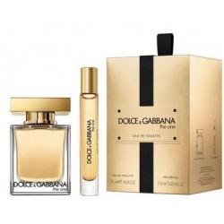 Dolce & Gabbana The One Woda toaletowa 50ml spray + 7,4ml roll-on