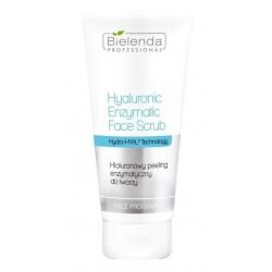 Bielenda Professional Face Program Hyaluronic Enzymatic Face Scrub hialuronowy peeling enzymatyczny do twarzy 150g
