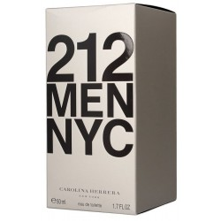 Carolina Herrera 212 Men Woda toaletowa 50ml spray